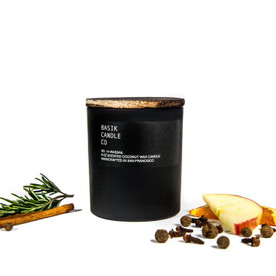Wassail Coconut Oil Candle - made in San Francisco