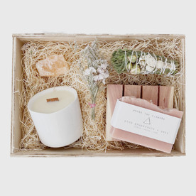 Candle and Soap Gift Set