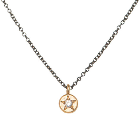 Small Star Layering Necklace