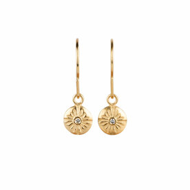 Corey Egan Corona Earrings