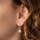 Petite Gold Earrings