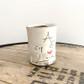 Handmade Ceramic Mug with Heart