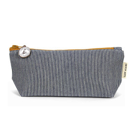 Striped Pencil Pouch