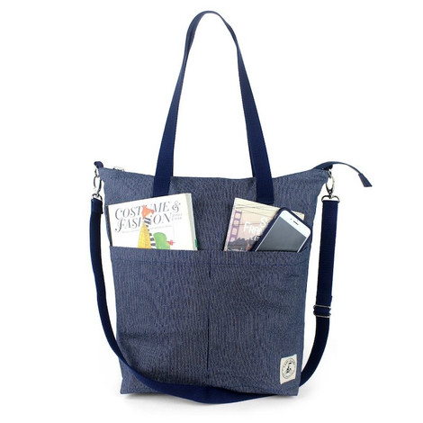 Sturdy Cloth Book Bag