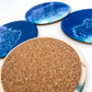 coasters with cork bottoms