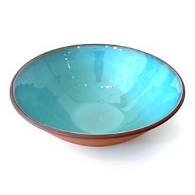 Turquoise ceramic