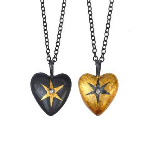 Fancy Heart Necklace