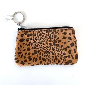 Cheetah Print Wallet