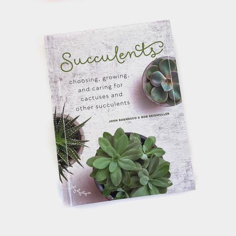 Succulent Care Book