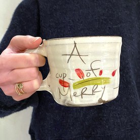 Holiday Artistic Mug