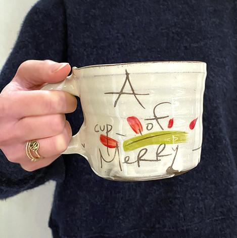 Holiday Artistic Mug