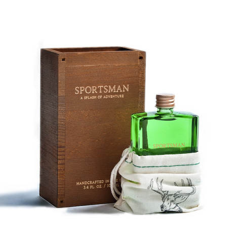 leather and musk cologne