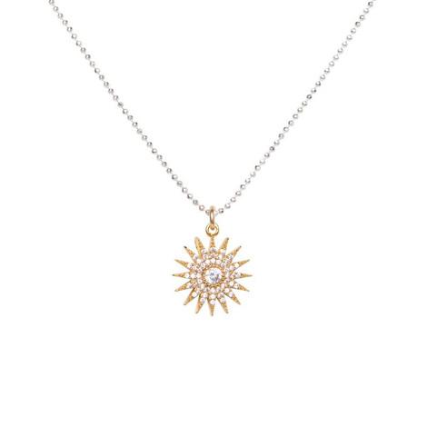 boho sunshine necklace