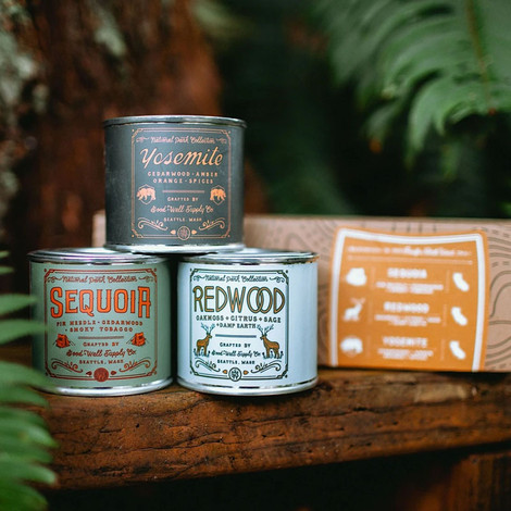 National Park Scented Candles