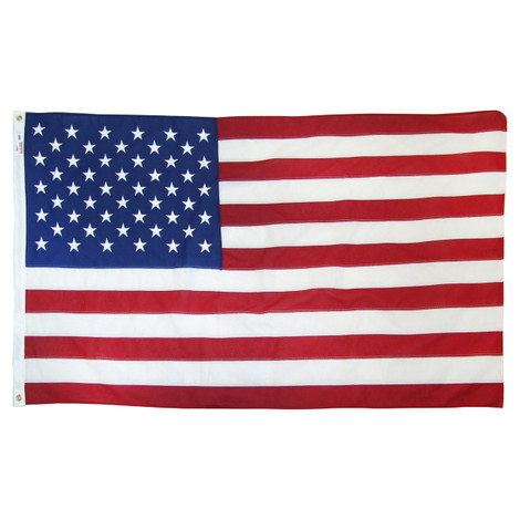 Cotton Full Size American Flag