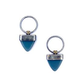 Amulet Earrings Large