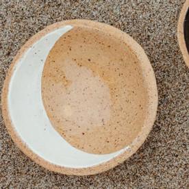 Crescent Moon Nesting Dish