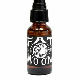 Rose Water Spray for Face - Fat and the Moon