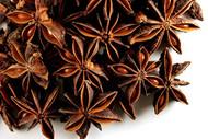 Bulk Herbs: Anise Star Pods (Organic) 1 ounce