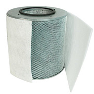 Austin Air FR402B Bedroom Machine Replacement Filter, White