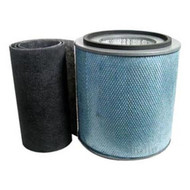 Austin Air FR205A Allergy Machine Junior Replacement Filter, Black