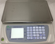 LW Measurements Large Heavy Duty Counting Digital Scale 110 Lbs LCT Series