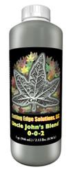 Cutting Edge Solutions UJB:2602 Uncle John's Blend Growing Additive, 1-Quart