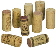 Premium Recycled Corks, Natural Wine Corks From Around the Us - 500 Count