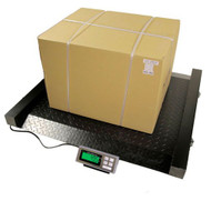 """2000 LB x 0.5 LB LDS Drum Scale 52""""W x45""""H Heavy Duty with Back Lit LCD"""