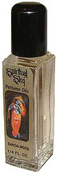 Sandalwood - Spiritual Sky Scented Oil - 1/4 Ounce Bottle