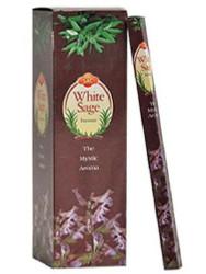 Sac White Sage Incense, 120-Sticks