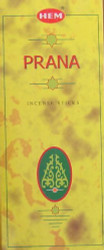 Hem Prana Incense, 120 Stick Box