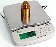 LW Measurements Mid Resolution Balance Lab Bench Scale 10000g x 1g