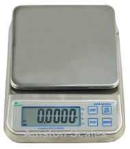 NSF 33lb x 0.001lb Digital Washdown Scale, Kitchen Scale, Portion Control Scale