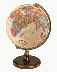 Replogle Quincy Desktop Globe, Antique