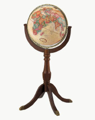 Replogle Sherbrooke II Floor Globe, Antique