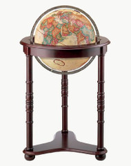 Replogle Westminster Floor Globe, Antique