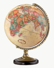 Replogle Sierra Desktop Globe, Antique