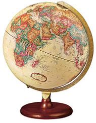 Replogle Piedmont Desktop Globe, Antique