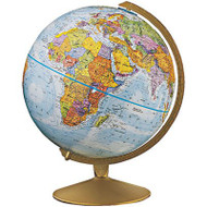 Replogle Explorer Desktop Globe, Blue, Display Box
