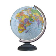 Replogle Traveler Desktop Globe Display Box, Blue