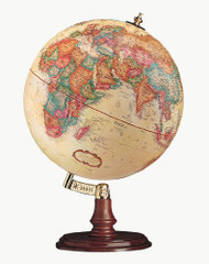 Replogle Cranbrook Desktop Globe, Antique