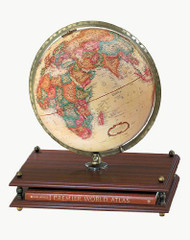 Replogle Premier Desktop Globe, Antique