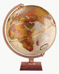 Replogle Northwoods Desktop Globe, Bronze Metallic