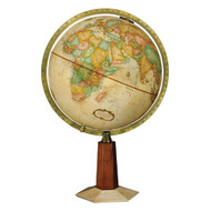Replogle Leerdam Desktop Globe, Antique
