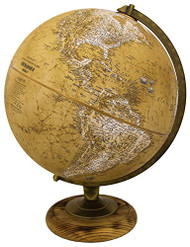 Replogle Morgan Desktop Globe, Antique