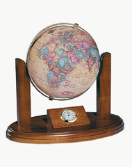 Replogle Executive Desktop Globe, Antique