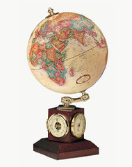 Replogle Weather Watch Desktop Globe, Antique