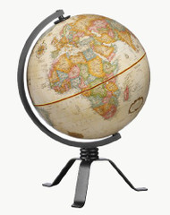 Replogle Mackie Desktop Globe, Antique