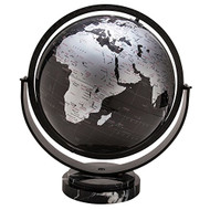 Replogle Monarch Desktop Globe, Slate Gray